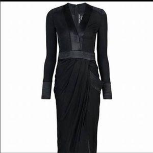 Stunning Thomas Wylde black dress S